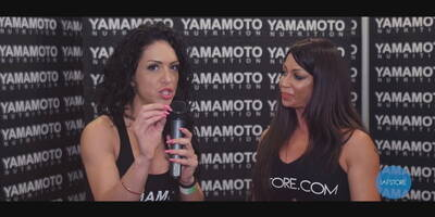 Interview with Aurora Giglio IFBB Bikini with Simona Renzetti